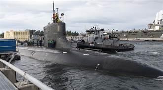 美海狼級潛艦南海碰撞後衛星照首曝光 專家評傷勢