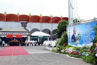 前國策顧問楊四海告別禮拜 總統親頒褒揚令