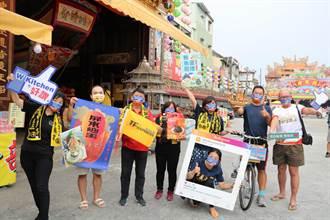 東港30餘店家認購「屏東迎王」口罩消費送 業者主動出擊炒熱文化觀光潮