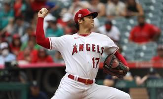 MLB》大谷翔平再獲殊榮 權威媒體欽點年度最佳球員