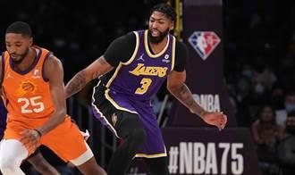 NBA》這配歷史75?一眉哥打38分鐘效率值不如甜瓜