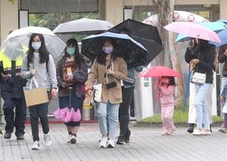 用鏡頭看台灣》天氣陰雨溫度下滑 民眾出門遊玩興致不受影響
