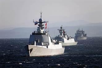 艦隊高調「環島」日本一圈 中俄這目的比軍事合作重要