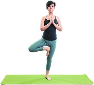 健.康.有.術-從雜誌廣告部副理轉職為專業瑜珈老師...葉浩喻面對人生挑戰 重新站回瑜珈墊
