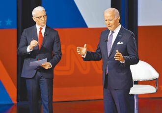 拜登公開宣示 美國有承諾保衛台灣 白宮發言人急強調 美對台政策沒有改變