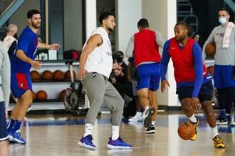 NBA》球員工會支持班西蒙斯:尊重並擁抱他