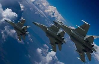 猛飛西南防識區 陸軍機擾台航線解密