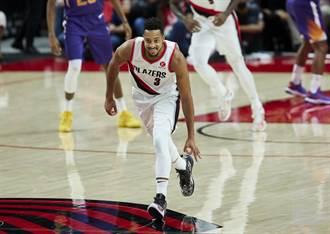 NBA》拓荒者狂飆21顆三分球 轟到太陽體無完膚