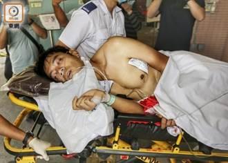 香港馬拉松今開跑 400人受傷 10人送醫1命危