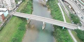 逾40年汐止舊長安橋拆除 將改建為人行橋