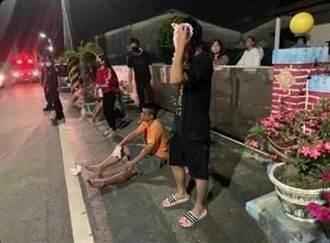 台南2女直播互嗆 友人討公道 引爆13人群毆全被捕