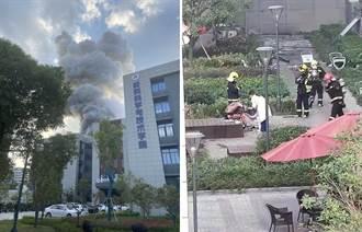 影〉南京航空航太大學實驗室爆炸 2死9傷