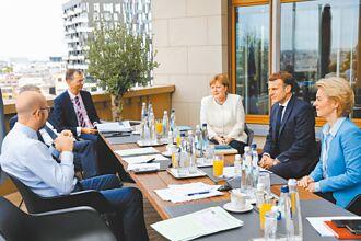 任内最后一次 梅克尔出席欧盟峰会