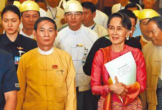 缅甸巩发党吁军方与反对派对话