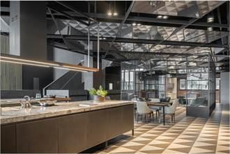 視覺饗宴!商業空間以奢華品味提升空間質感