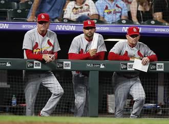 MLB》紅雀新帥僅35歲 全聯盟最年輕總教練