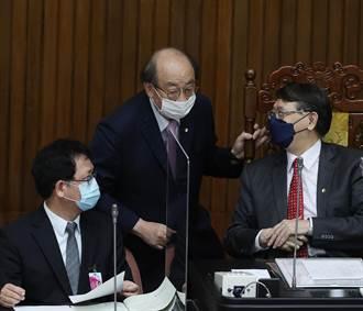柯建銘:若當初罷免門檻採時力主張的 黃國昌連一任立委都當不完