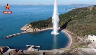 影》陸首模擬水下炸毀敵方碼頭 收集實戰數據