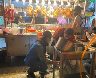 擺脫臭水溝惡名 瓦磘溝沿線5市場完成裝設油脂截留器