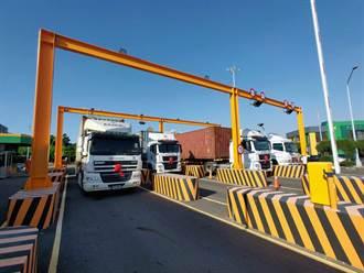 貨櫃集散站啟用 安平港升級貨櫃港