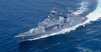 韩国海军广开土大王级驱逐舰 升级反潜装备