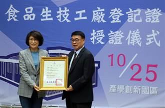 台東大學取得工廠登記 有助於農產品行銷