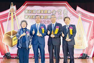 國家品牌玉山獎-元富證券 拿下三項最佳產品獎