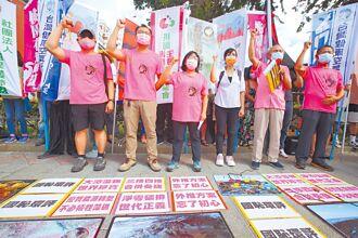 公投動起來 民團喊話12月18日出門投票