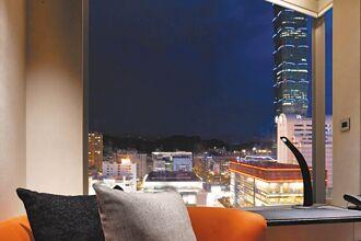 飯店業提前應戰 跨年煙火房早半個月開賣