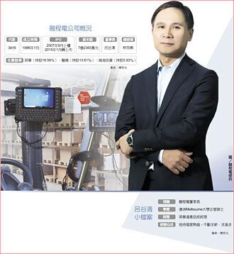 融程電董事長呂谷清:企業行動化趨勢成形