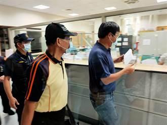 台開內線交易案被判刑4年 趙玉柱南檢報到入監