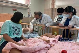 3歲童身體經常莫名「瘀青」 診斷竟患罕見癌症