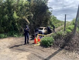 桃園超商搶案作案車輛遭焚 非首次犯案且有共犯