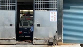 趙玉柱11點台南監獄報到 第一餐吃「麥克雞塊」