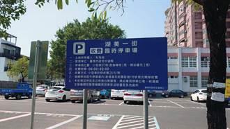 紓解停車需求 台南市府認養私地闢建臨時停車場