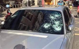 彰化砸車怪客連砸10名車遭逮 偵訊「一句話都不說」下場出爐