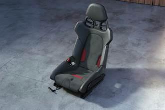 Porsche正式推出創新的3D列印「人體形態」全桶賽車座椅 上一世代部分車型也可升級