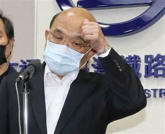 斗六鐵路立體化卡關多時 蘇貞昌:會請交通部和地方再溝通