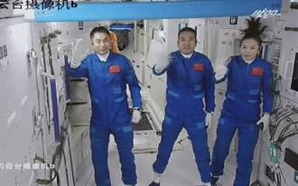 中國太空站進展神速 專家:陸太空外交美難以匹敵