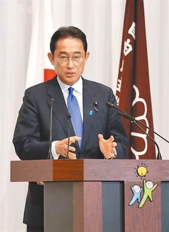鎖定日本保守選民 岸田文雄受訪強調推動修憲