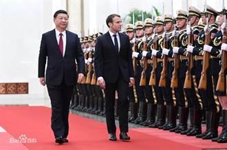 習近平與馬克宏通話 相互支持北京冬奧、巴黎奧運