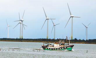 航行指南上路 漁船只能在兩側緩衝區活動 彰化風場航道管制捕魚 漁民譙:海你家開的