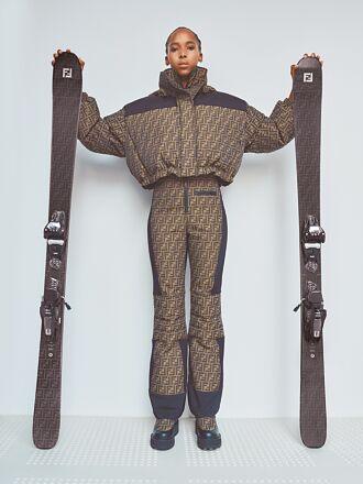 Fendi雪衣環保又時髦