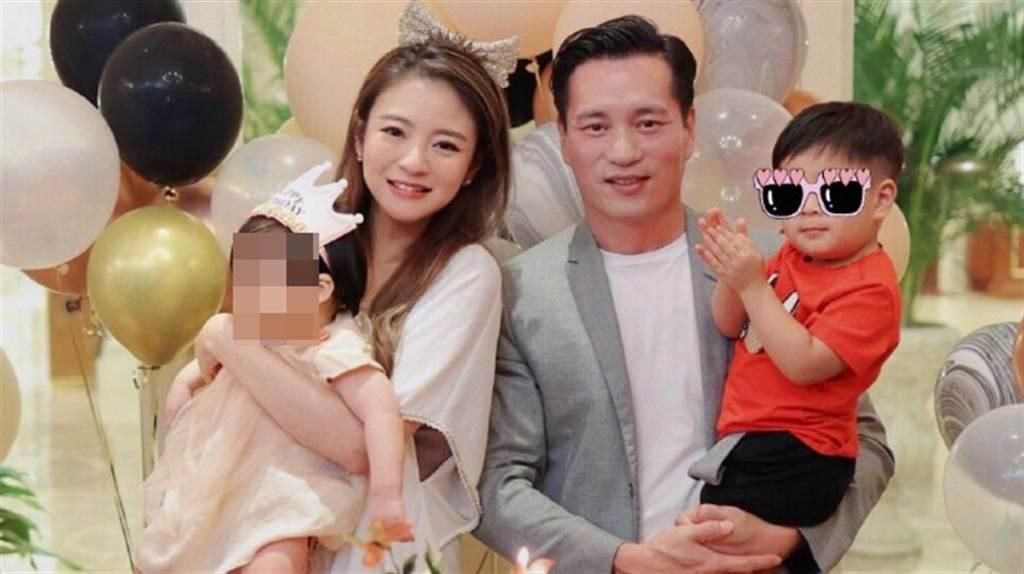 安以軒女兒周歲CEO尪寵女送心形10.22克拉巨鑽