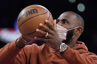 NBA》詹皇確定因傷缺戰馬刺 威少得快醒來挽救湖人