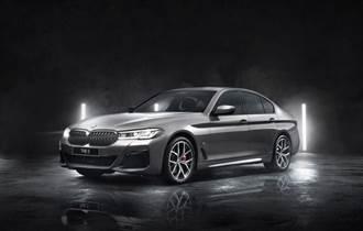 全新2022年式BMW 5系列273 萬起升級上市 科技配備升級 僅入門 520i 售價微調