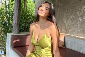 22歲辣妹奪泰國環球小姐冠軍 71kg重量級身材殺出重圍爽獲百萬