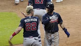 MLB》世界大賽點燃戰火 勇士打爆太空人先發拔得頭籌