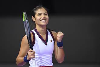 外西凡尼亞網賽》終於贏了! 拉杜卡努WTA巡迴賽首勝到手