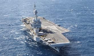 澳核潜舰重创美法关系 要靠航母来修补
